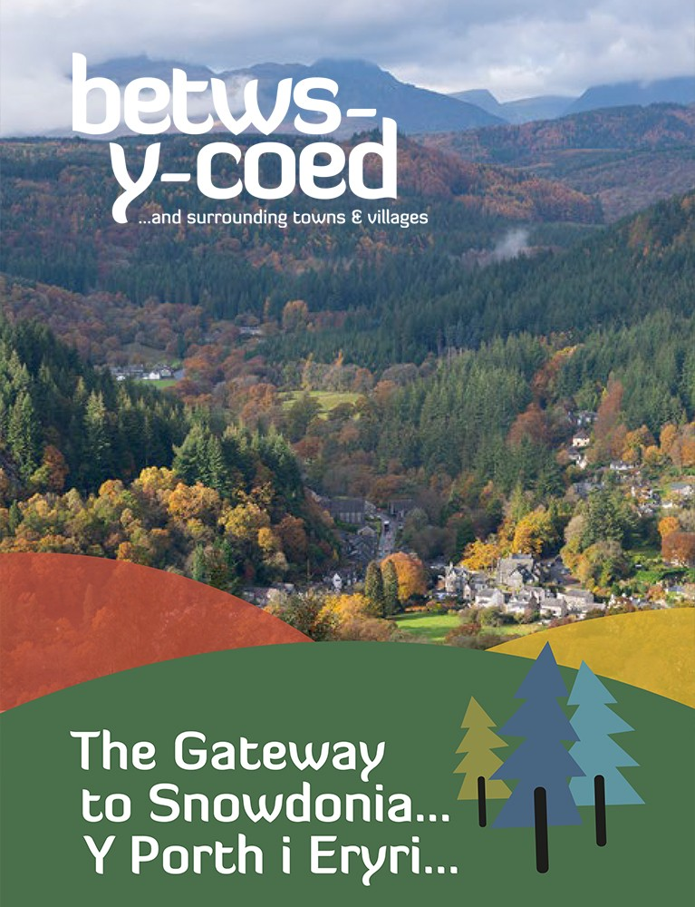 Betws y Coed Brochure Cover Image