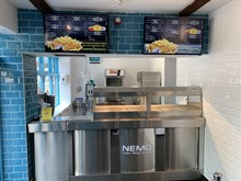 Nemo fish and chips