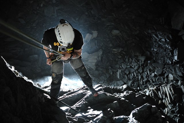 Go Below caving trips