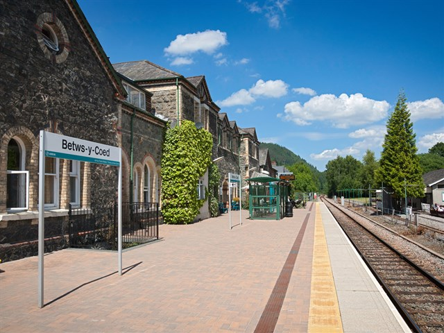 Betws-y-Coed station
